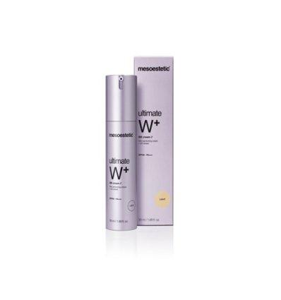 Ultimate W+ BB cream-Mesoestetic