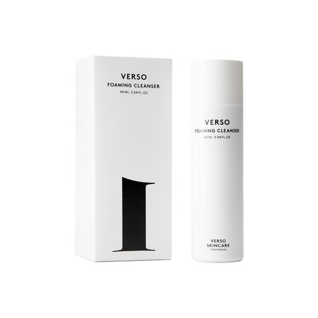 VERSO - Foaming Cleanser