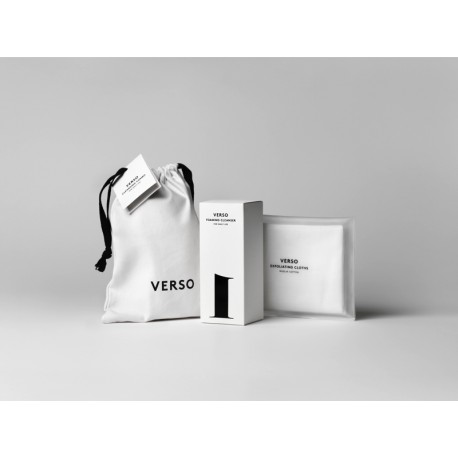 VERSO - Foaming Cleanser + Toallita