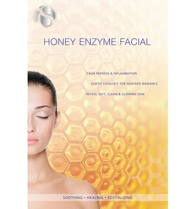 HONEY ENZIME FACIAL IS CLINICAL