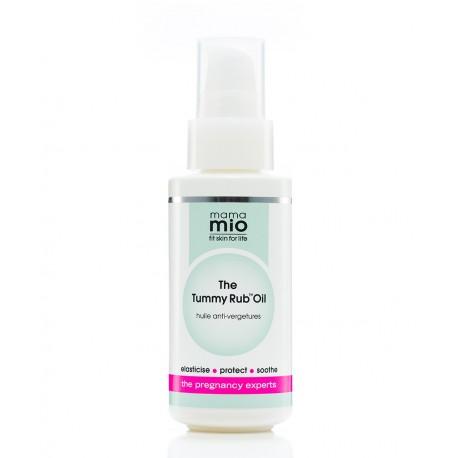 The Tummy Rub Oil (Aceite Antiestrías) - Mama mio