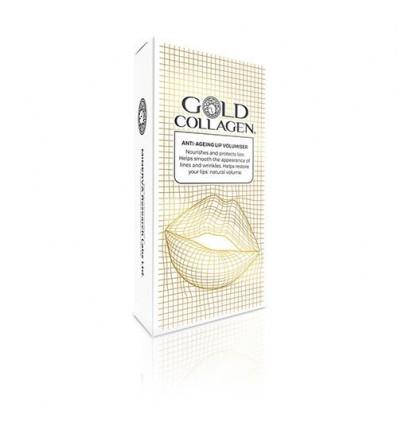 LIPSTICK DE GOLD COLLAGEN