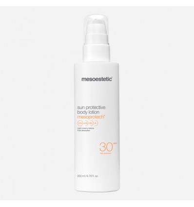 sun protective body lotion 30+
